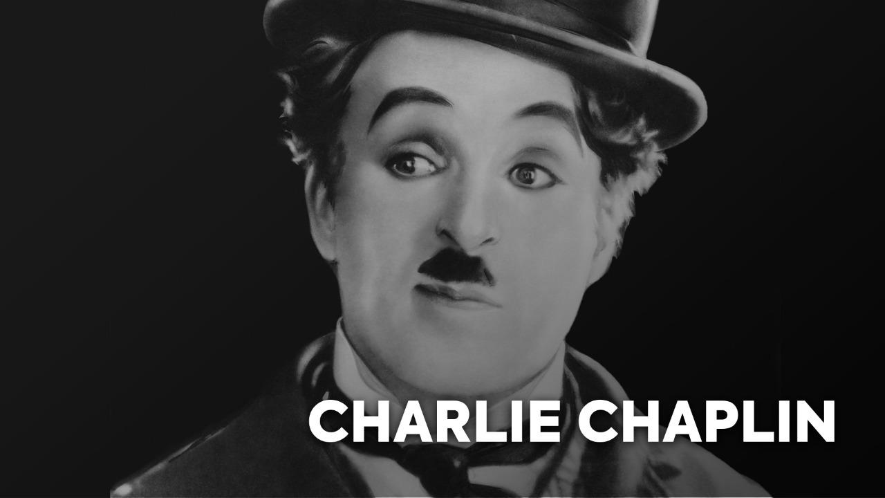 Charlie Chaplin - Ator, diretor, produtor e humorista