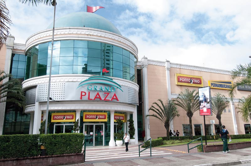 Cinemark Grand Plaza Shopping 2